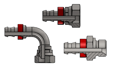 ' OL5FL FLEX-FLOW recommended fittings '